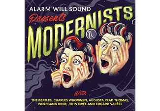 Alarm Will Sound - Alarm will Sound presents Modernists - (CD)