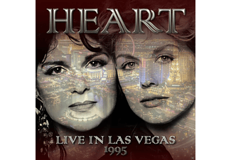 Heart - Live In Las Vegas 1995 - (CD)