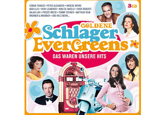 VARIOUS - Goldene Schlager Evergreens - (CD)