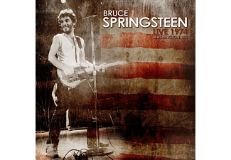 Bruce Springsteen - Live Washington DC,1974 - (CD)