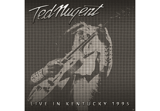 Ted Nugent - Live In Kentucky 1995 - (CD)