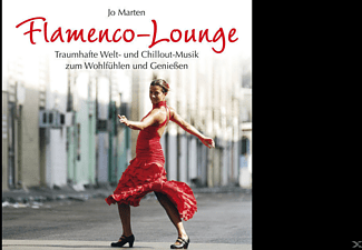 Marten Jo - Flamenco Lounge - (CD)
