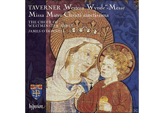 Westminster Abbey Choir - Western Wynde Mass/Mater Christi Sanctissima/+ - (CD)