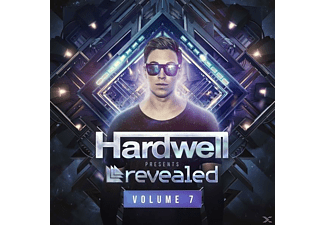 Hardwell - Hardwell pres. Revealed 7 - (CD)