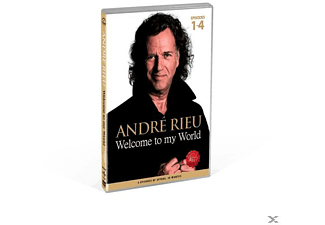 André Rieu - Welcome To My World | DVD + Video Album