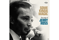 VARIOUS - Some Kinda Magic-The Songs Of Jerry Ross [CD]