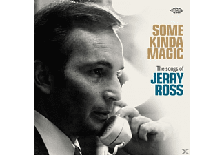 VARIOUS - Some Kinda Magic-The Songs Of Jerry Ross - (CD)