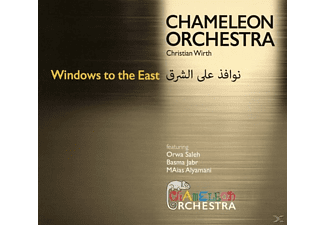 Chameleon Orchestra - Windows To The East - (CD)