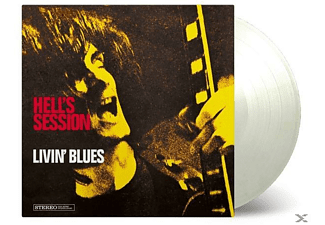 Livin' Blues - Hell's Session (LTD Clear White Vin - (Vinyl)