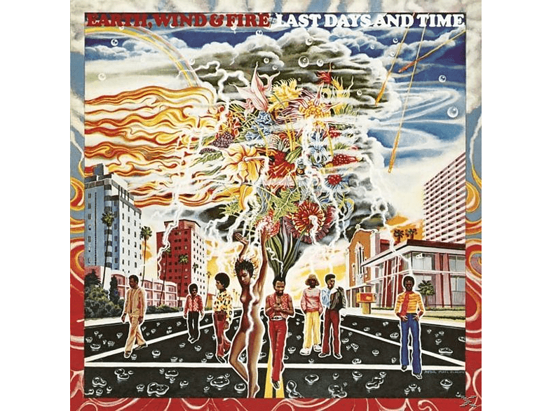 Earth, Wind & Fire - Last Days And Time [Vinyl]