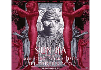 Sun Ra - Antique Blacks - (CD)