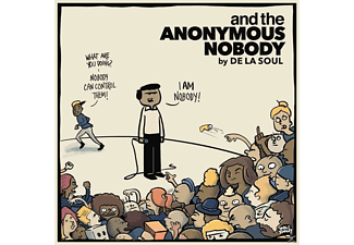 De La Soul - And The Anonymous Nobody - (CD)