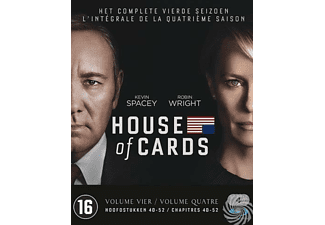 House Of Cards - Seizoen 4 | Blu-ray