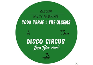 Todd Terje, The Olsens - Dan Tyler Remixes - (EP (analog))