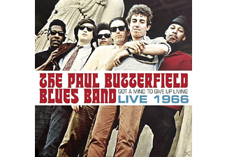 Paul Butterfield Blues - Got A Mind To Give Up Living - (CD)