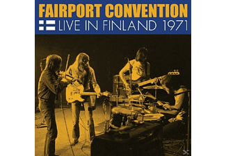 Fairport Convention - Live In Finland 1971 - (CD)