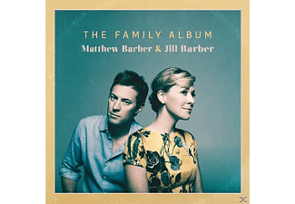Matthew Barber, Jill Barber - The Family Album - (Vinyl)