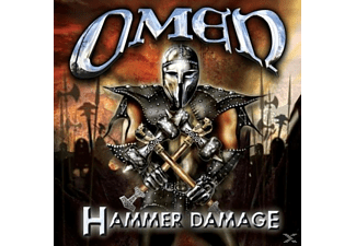 Omen - Hammer Damage (Ltd.Vinyl) - (Vinyl)