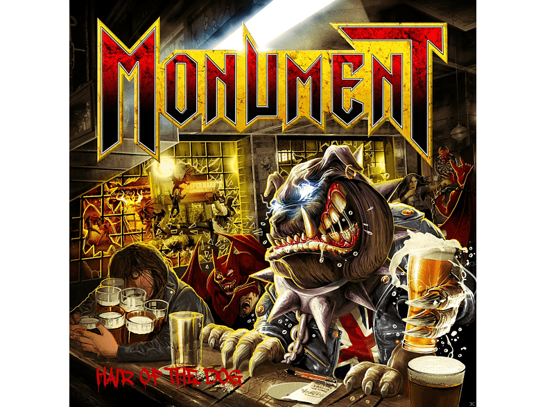 Monument - Hair Of The Dog [CD]