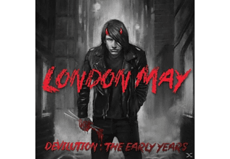 London Way - Devilution-Early Years - (Vinyl)