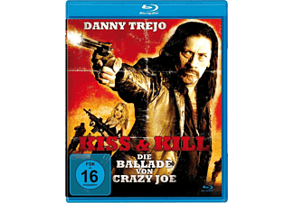 Kiss & Kill - die Ballade Von Crazy Joe - (Blu-ray)