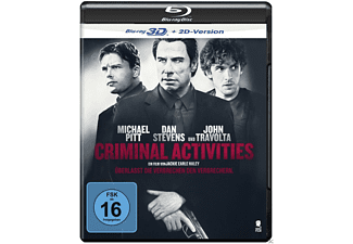 CRIMINAL ACTIVITIES - (3D Blu-ray (+2D))