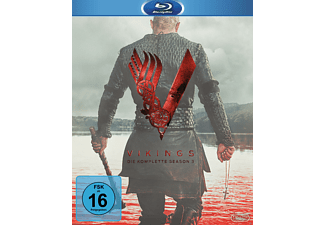 Vikings - Staffel 3 - (Blu-ray)