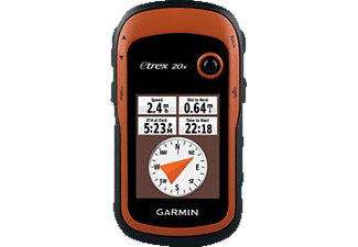 GARMIN eTrex 20x Eastern Europe + Top Drive Hellas - (010-01508-AD)