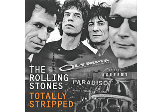 The Rolling Stones - Totally Stripped CD