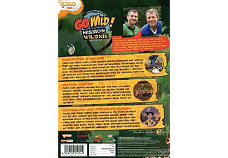 Go Wild! Mission Wildnis - Folge 21: Mission Gilatier [DVD]