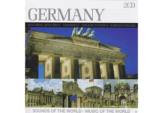 VARIOUS - Sounds Of Germany [CD]