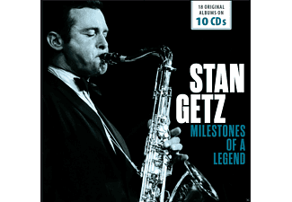Stan Getz - 18 Original Albums - (CD)