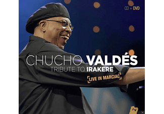 Chucho Valdés - Tribute To Irakere-Live In Marciac - (CD + DVD)