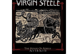 Virgin Steele - The House Of Atreus Act I & Act Ii [CD]