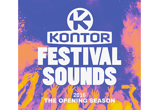 VARIOUS - Kontor Festival Sounds 2016-The Opening - (CD)