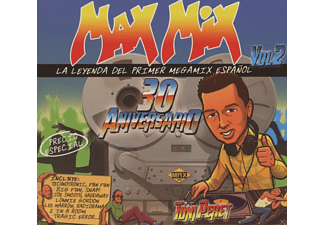 VARIOUS - Max Mix 30 Aniversario Vol.2 [CD]
