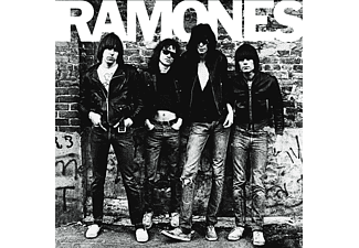 Ramones - Ramones-40th Anniversary Deluxe Edition - (LP + Bonus-CD)