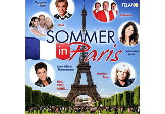 VARIOUS - Sommer In Paris - (CD)