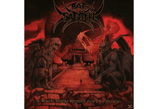 Bal Sagoth - A Black Moon Broods Over Lemuria - (CD)