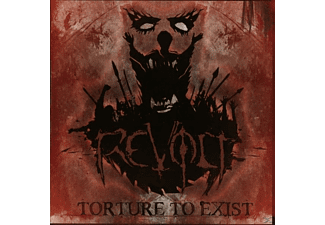 Revolt - Torture to Exist - (CD)