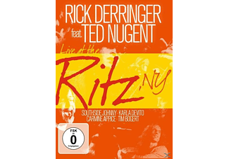 Live At The Ritz,NY - (DVD)