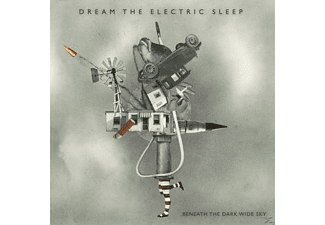 Dream The Electric Sleep - Beneath The Dark Wide Sky (Ltd.'Coloured' 2LP+CD) - (LP + Bonus-CD)