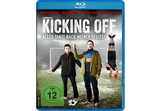 Kicking Off - (Blu-ray)