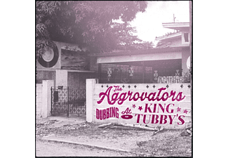 King Tubby & The Aggrovators - Dubbing At King Tubby's (2CD-Set) - (CD)