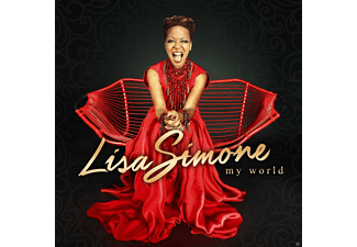 Lisa Simone - My World - (CD)
