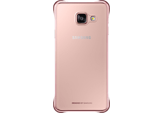 SAMSUNG Clear Cover Galaxy A3 (2016) Pink Gold (EF-QA310CZEGWW)