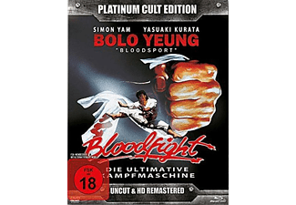 Bloodfight - (Blu-ray + DVD)