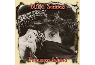 Nikki & The Last Bandits Sudden - Treasure Island - (CD)