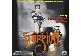 David Russel, Kevin Kiner - Black Scorpion - (CD)