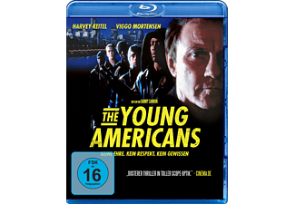 Young Americans - Todesspiele [Blu-ray]